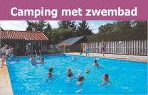 Camping met zwembad Erve Aaftink Lemele Overijssel