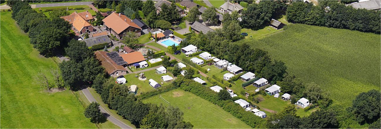 Camping en groepsaccommodatie met zwembad Overijssel